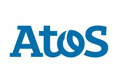 Atos Logo. (PRNewsFoto/Atos) (PRNewsfoto/Atos)