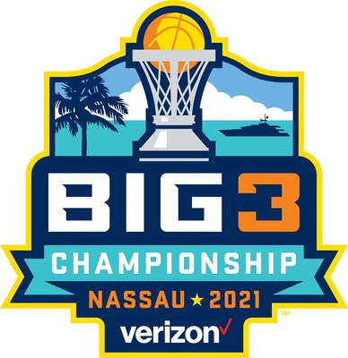 BIG3 Championship Primary Logo