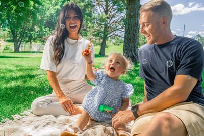 BubbleLick lickable, flavored bubbles are fun for the entire family!