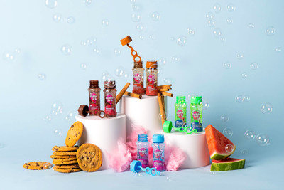 The World's first lickable, flavored bubbles are here! Introducing BubbleLick, the newest family fun activity!