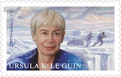 Literary Arts Stamp Honors Acclaimed Author