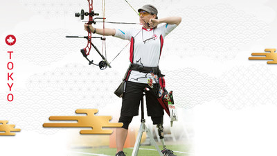 Para archer Karen Van Nest has been named to the Tokyo 2020 Canadian Paralympic Team. PHOTO: Canadian Paralympic Committee (CNW Group/Canadian Paralympic Committee (Sponsorships))