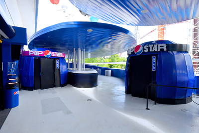 Featuring private dance pods and exclusive merchandise, Pepsi Pop Star is the ultimate stop for the whole family to unapologetically unleash their inner pop stars.