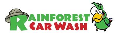 Rainforest Car Wash Logo (PRNewsfoto/Rainforest Car Wash)