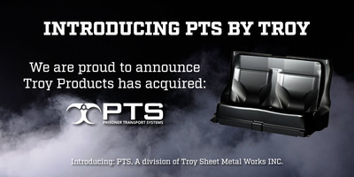 Troy Products acquires PTS