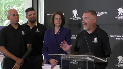 Wounded Warrior Project (WWP) applauded the introduction of the Brian Neuman Clothing Allowance Act of 2021 and the Mark O'Brien Clothing Allowance Act of 2021 on Capitol Hill today. The bills are named after two severely injured combat veterans, Army SSG Brian Neuman and Marine CPL Mark O'Brien.