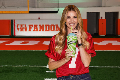 Erin Andrews Helps 7-Eleven Draft Roster of Superfan Influencers