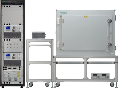 The first Dual Connectivity Protocol Conformance test for 5G NR Standalone (SA) has been verified on the Anritsu 5G NR Mobile Device Test Platform ME7834NR powered by the Snapdragon® X65 5G Modem-RF System.