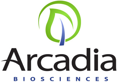 Arcadia Biosciences Logo (PRNewsfoto/Arcadia Biosciences, Inc.)