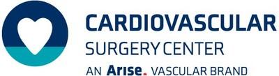 Cardiovascular Surgery Center logo (PRNewsfoto/Arise Vascular)