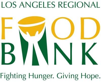 Los Angeles Regional Food Bank Logo (PRNewsfoto/Los Angeles Regional Food Bank)
