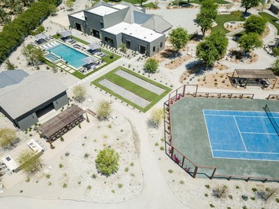 One of AvantStay's newest properties, Mesquite38 located in Coachella Valley, boasts 7,800 square feet with endless on-site activities such as golf, tennis, volleyball and more. Photo credit: AvantStay