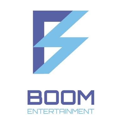Boom Entertainment Logo (PRNewsfoto/Boom Entertainment)