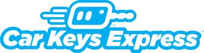 Car Keys Express Logo (PRNewsfoto/Car Keys Express)