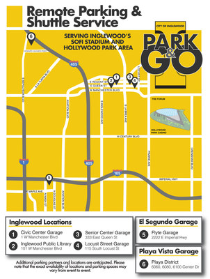 IPARK&GO Map