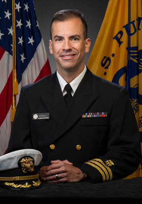 Commander Luis O. Rodriguez Elected to NSF Council of Public Health Consultants