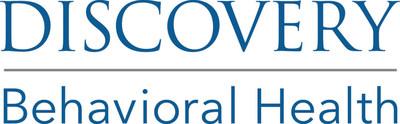 Discovery Behavioral Health Logo (PRNewsfoto/Discovery Behavioral Health)