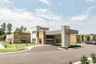 Encompass Health Rehabilitation Hospital of Greenville (Jack Robert Photography)