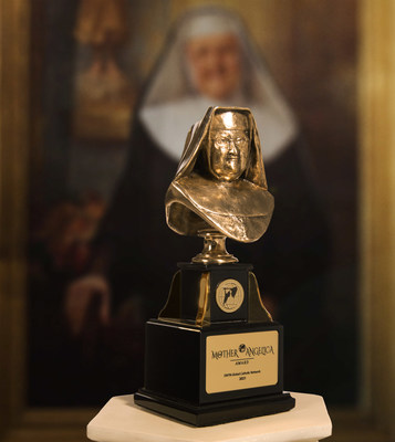 The honoree of the first annual Mother Angelica Award will receive a bronze sculpture of the EWTN Global Catholic Network's famous foundress. EWTN Chairman & CEO Michael P. Warsaw will present the award, commissioned from Artist Kelly Somey of North Carolina, in a ceremony that will be televised August 15, the Solemnity of the Assumption and the 40th Anniversary of EWTN's launch.