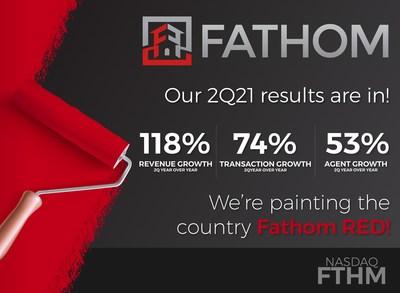 Fathom Holdings Q221 Highlights