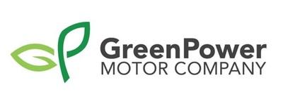 (PRNewsfoto/GreenPower Motor Company)