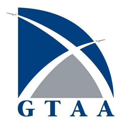 Greater Toronto Airports Authority Logo (CNW Group/Greater Toronto Airports Authority)