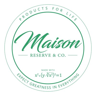 Maison Reserve & Co. is the world's first manufacturing facility with a cryptocurrency smart contract tethered to the supply and demand of real products. Backed by R&D, manufacturing, distribution, sales, and loyalty rewards, on a transparent and fool-proof ledger — Blockchain.