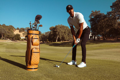 A TRIBUTE TO AN AMERICAN HERITAGE. Sporting the name of the iconic, most fashionable President and First Lady of United States, the Kennedy Bag was created. Embossed by precious Italian calf leather and hand stitched by expert artisans, the golf bag was designed to carry your game to the next level.