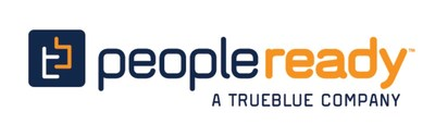 PeopleReady, a TrueBlue company (NYSE: TBI), specializes in quick and reliable on-demand labor and highly skilled workers. (PRNewsfoto/PeopleReady)