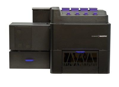 Rimage announces Maestro™, the world's first automatic USB publishing system and the first in a set of next generation portable, on-premise data management solutions.