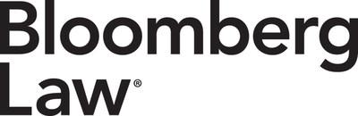 Bloomberg Law Logo (PRNewsfoto/Bloomberg Law)