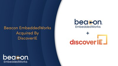 Beacon EmbeddedWorks Acquired by discoverIE Group