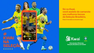 Brazilian Football Confederation Announces Kwai as New Sponsor of Women's and Men's Teams