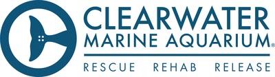Clearwater Marine Aquarium logo (PRNewsfoto/Clearwater Marine Aquarium)