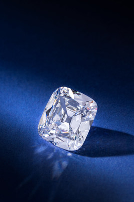 A Spectacular Diamond Ring by Taffin. Estimate: $250,000 - $350,000