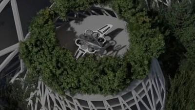 Paragon Drone Aerial