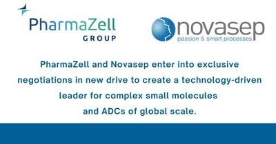 PR PharmaZell Novasep (PRNewsfoto/Novasep)