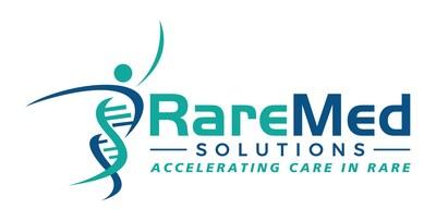 RareMed Solutions Logo (PRNewsfoto/RareMed Solutions)