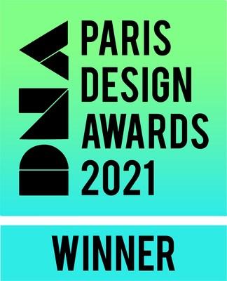 DNA Paris Awards Winner Badge (CNW Group/SnapCab)