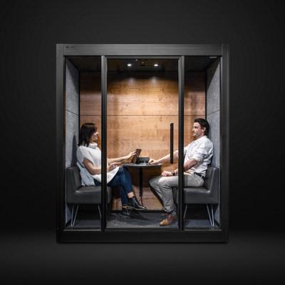 Meet 2 Office Pod (CNW Group/SnapCab)